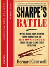 Sharpe&#39;s Battle (MP3): Sharpe Series, Book 12
